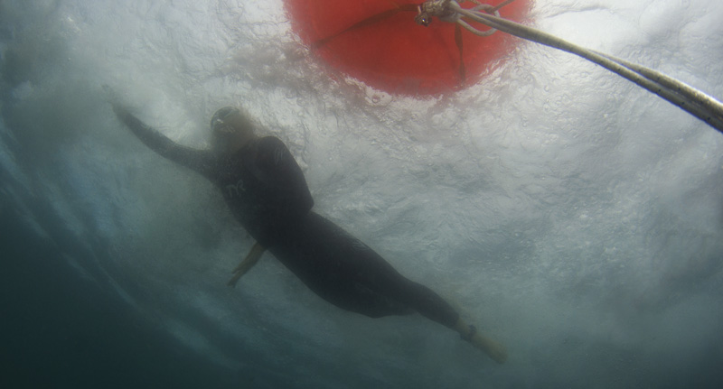 Triathlon di Lerici - Nuoto
