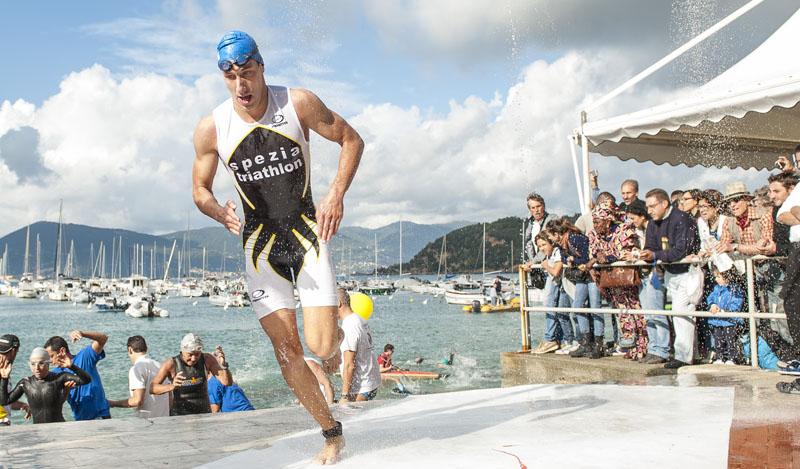 Triathlon di Lerici - T1